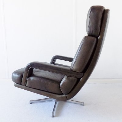 DON lounge chair by Bernd Münzebrock for Walter Knoll, 1980s