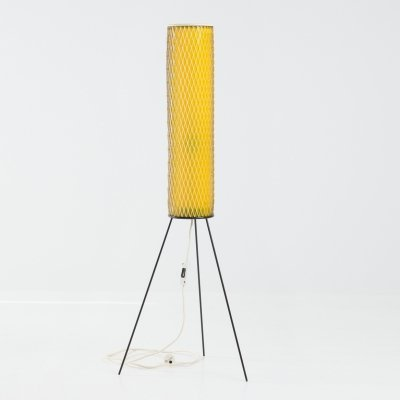 Rocket Floor Lamp by Josef Hurka for Napako, 1960S