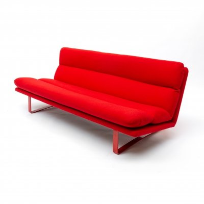Artifort C683 3-seater by Indonesian-Dutch designer Kho Liang Ie, 1980s