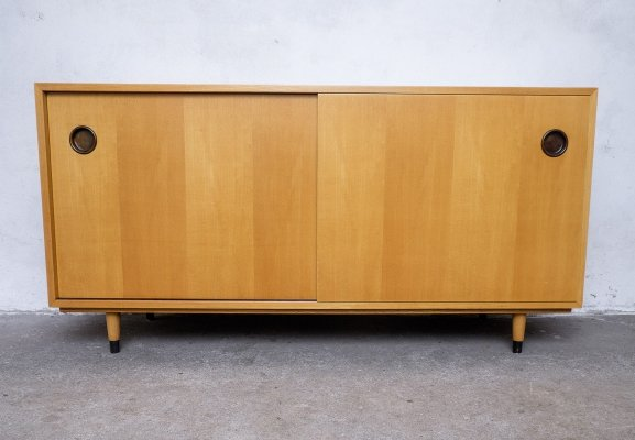 Elm Sideboard by Erich Stratmann for Idee Möbel
