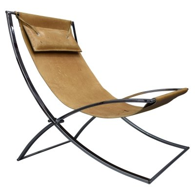 Marcello Cuneo 'Louisa' lounge chair, Italy 1970s