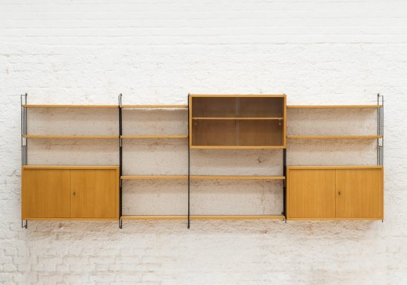 Wall unit by WHB, Germany 1960's