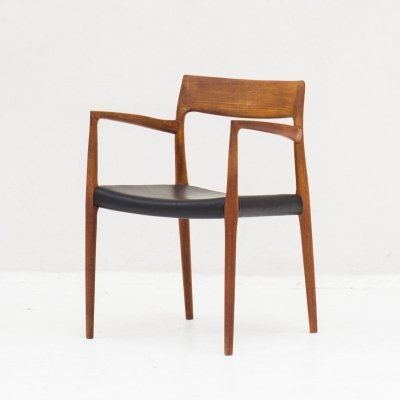 Model 57 Armchair by Niels O. Moller for J.L. Moller