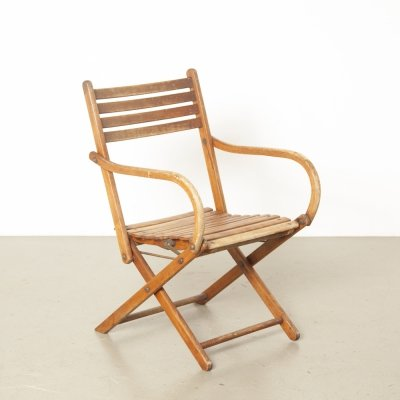 Bauhaus folding chair by Naether