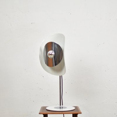 Rare table lamp by Brevetatto, Italy 1970's