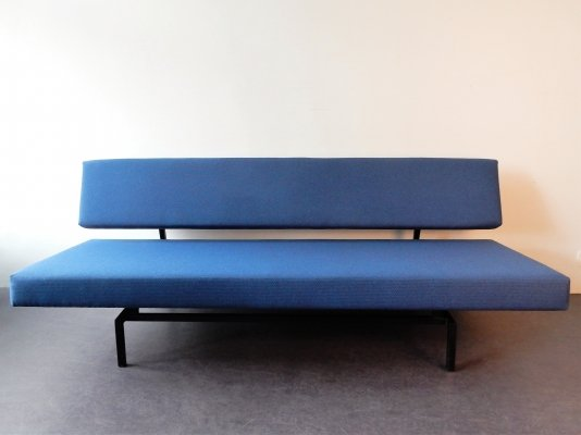 BR03 three-seater bed sofa by Martin Visser for 't Spectrum, The Netherlands 1970s