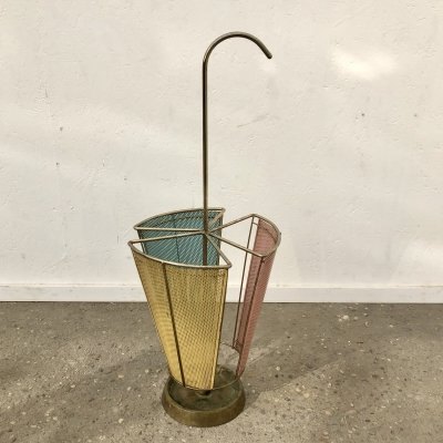 1950s Umbrella stand by Wagner Keller