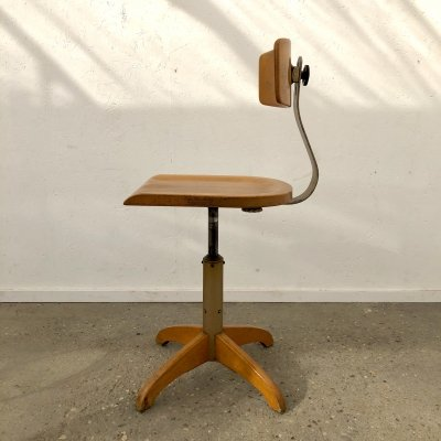 Ama Elastik working chair, 1930s