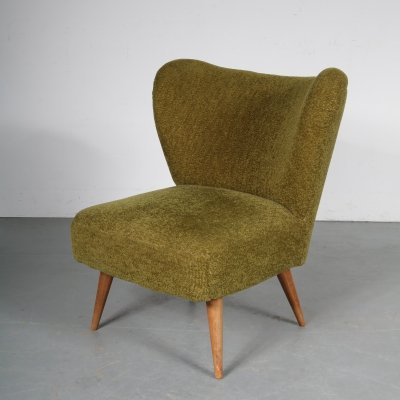 Cocktail chair manufactured in the Netherlands, 1950s