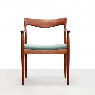Arm chair by Arne Vodder for Vamo Sønderborg, 1960s
