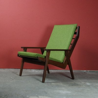 Model 1611 arm chair by Rob Parry for Gelderland, 1950s