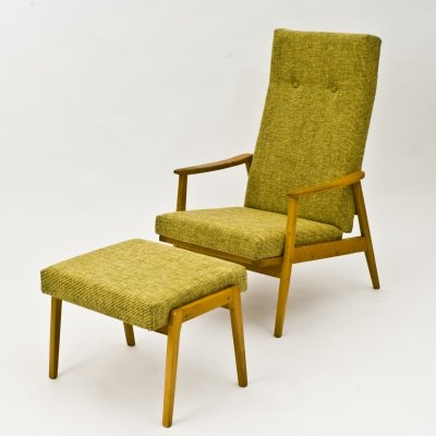 TON arm chair, 1960s
