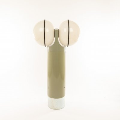 Floor lamp Totem by Gae Aulenti for Stilnovo, 1970s