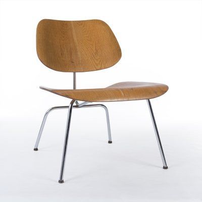 Evans Original Vintage Eames LCM Moulded Plywood Lounge Chair
