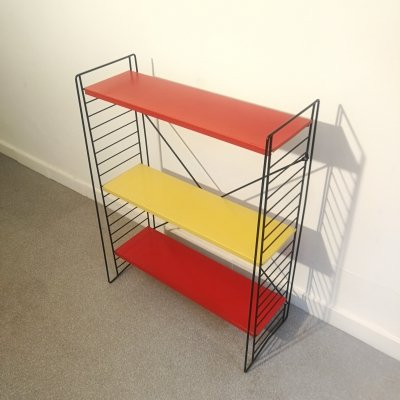 Free standing shelf by Adriaan Dekker for Tomado, 1950s