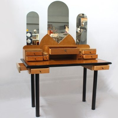 Italian Toilette desk by Luigi Massoni for Saporiti, 1970s