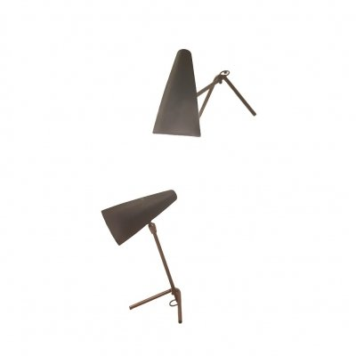 2x Modernist Table Lamps, 1950s
