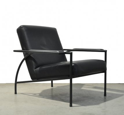 Model 4735 arm chair by Gerard Vollenbrock for Gelderland, 1980s