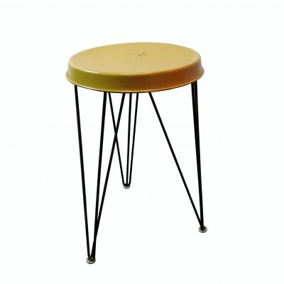 Stool by Tjerk Reijenga for Pilastro, 1966