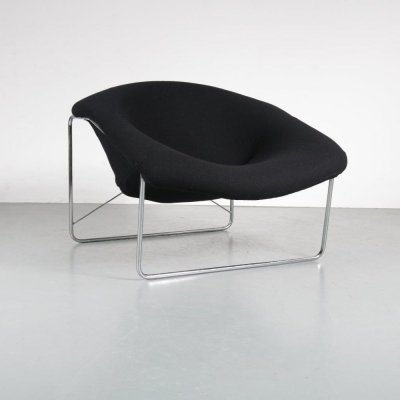 French lounge chair by Olivier Mourgue for Airborne, 1960s