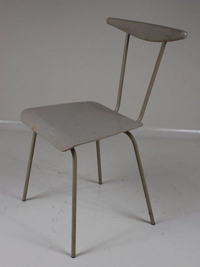 Dining chair or Valet stand by Wim Rietveld for Auping, 1950s