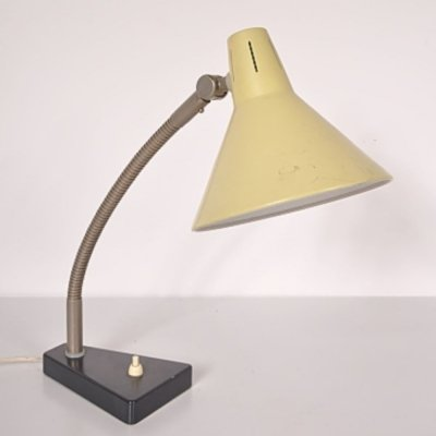 Dutch design desk lamp by Hala, 1950s