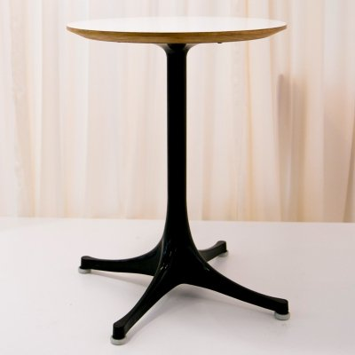 Swag Leg Side Table by George Nelson for Herman Miller