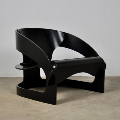 Armchair by Joe Colombo for Kartell, 1960s
