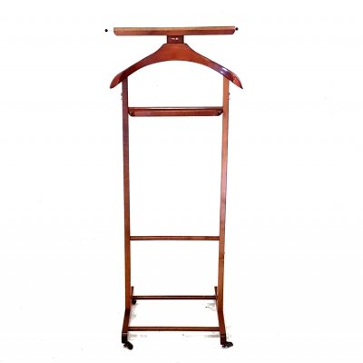 Wood valet by Fratelli Reguitti, Italy 1960s