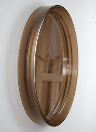 French Plexiglass Mirror, 1960s
