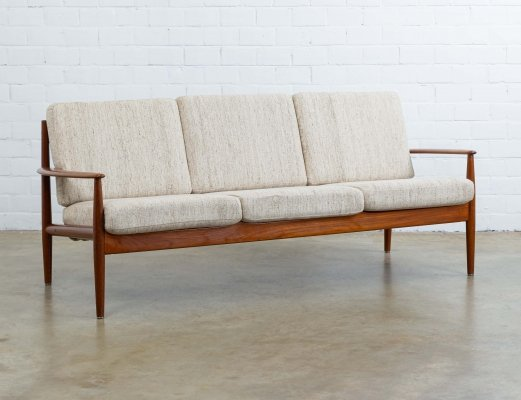 Sofa by Grete Jalk for France & Son, 1960s