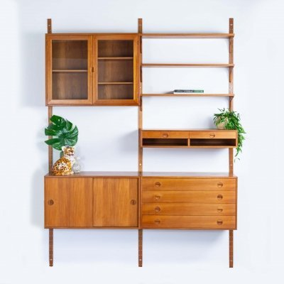 HG Furniture wall unit, 1960s