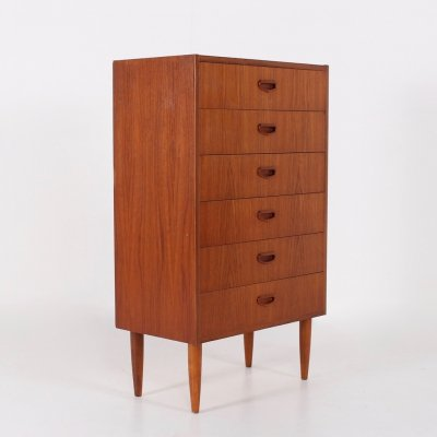 Egon Ostergaard teak chest of drawers