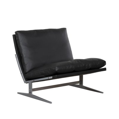 BO-561 lounge chair by Jørgen Kastholm & Preben Fabricius for Bo Ex, 1960s
