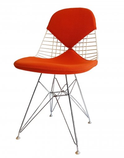 DKR Bikini chair by Charles & Ray Eames for Herman Miller, 1950s