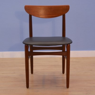 Danish dining chair in teak, 1960s