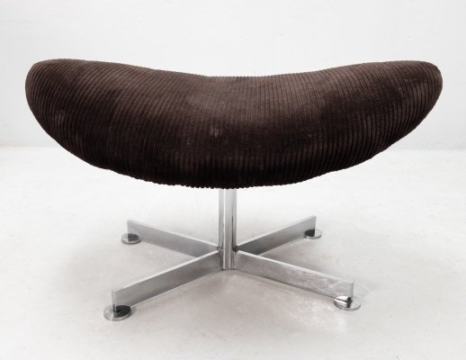 Stool by Rudolf Wolf for Rohé Noordwolde, 1960s
