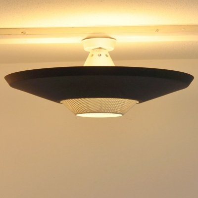 NT31 ceiling lamp by Philips, 1960s