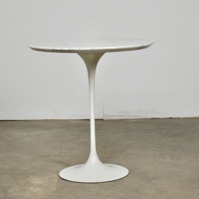 Side Table by Eero Saarinen for Knoll, 1970s