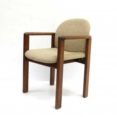 16 x Vintage dining chair with wooden frame, 1970s