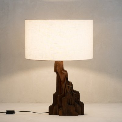 Model 5580 table lamp by Temde Leuchten, 1970s