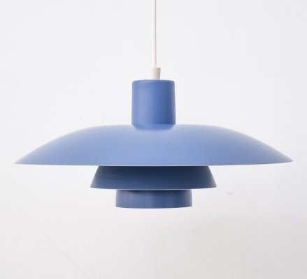 PH4/3 hanging lamp by Poul Henningsen for Louis Poulsen, 1960s
