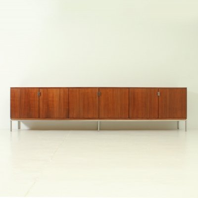 Large Walnut Sideboard by Rafael García
