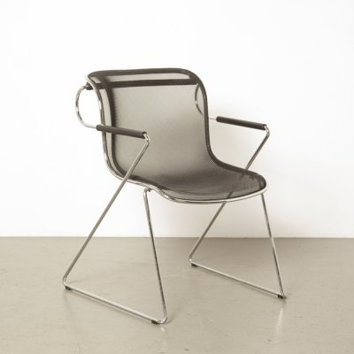 Penelope chair by Charles Pollock for Castelli