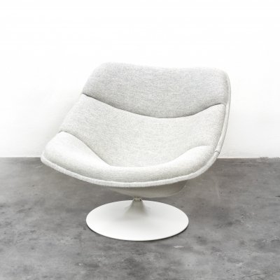 F557 lounge chair by Pierre Paulin for Artifort, 1960s
