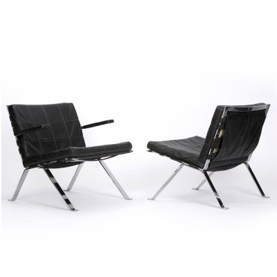 Girsberger Eurochairs Model 1600, Switzerland 1966