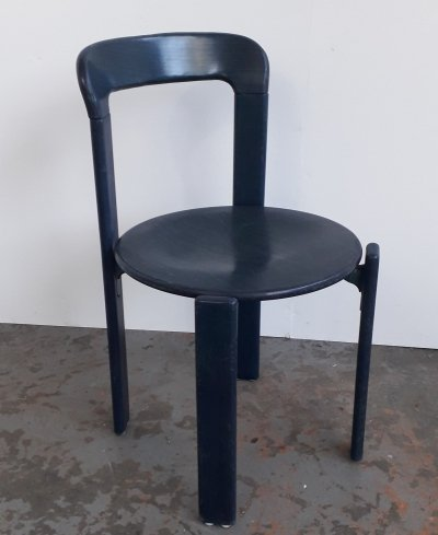 Dining chair by Bruno Rey for Dietiker Swiss, 1970s