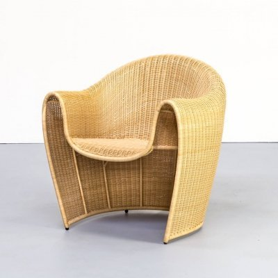 Miki Astori 'King Tubby' fauteuil for the Atlantide Collection of Driade, 1990s