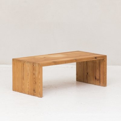 Side table by Ate van Apeldoorn for Houtwerk Hattem, Netherlands 1970's