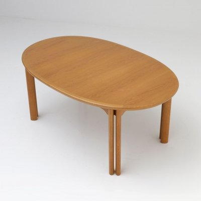 Van Den Berghe Pauvers dining table, 1970s